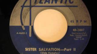 The Slide Hampton Octet- Sister Salvation (Pts. 1 & 2)