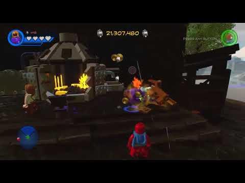 LEGO Marvel Super Heroes 2 - Medieval England 100% Guide