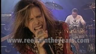 "Aerosmith- ""Cryin' (with false starts)"" LIVE 1997 [RITY Archives]"