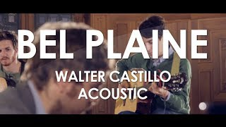 Bel Plaine - Walter Castillo - Acoustic [ Live in Paris ]