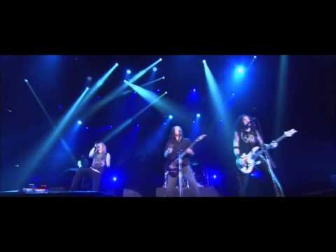 Dragonforce-The Sun is Dead VideoClip HD Official DragonforceAmerican