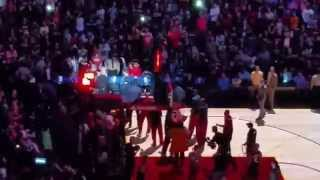 Cleveland Cavaliers Intro vs. Chicago Bulls 4-5-2015