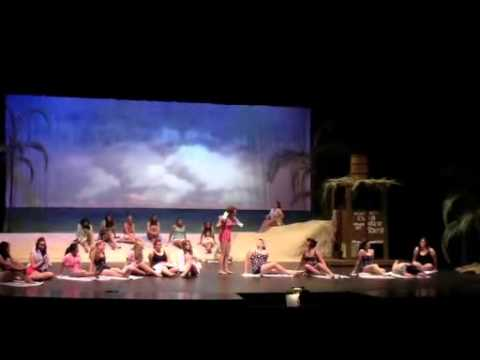 Barry Goldwater High School - South Pacific