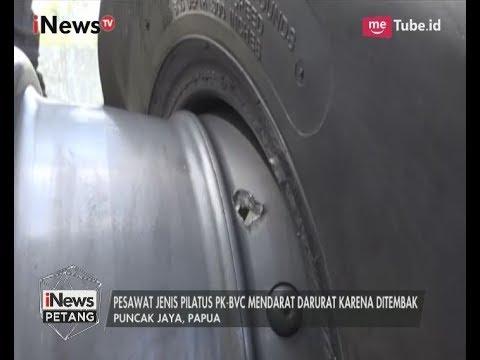 Pesawat Milik Susi Air Ditembak Saat Terbang di Papua - iNews Petang 16/06