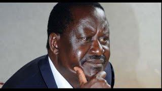 Ateti a Jubilee kwenda Raila Odinga aikio ngono