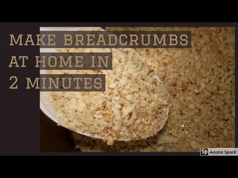 how-to-make-homemade-bread-crumbs- -easy-and-fast