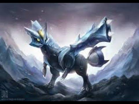 Comment Avoir Kyurem Dans Pokemon Ultra Soleil