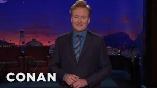 Conan: Democrats & Republicans Are Calling The Kavanaugh Investigation A Cover Up  - CONAN on TBS