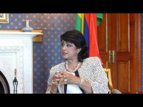 Africa Days Interview with AGF HEC