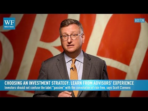 Choosing an investment strategy: Learn from advisors' experience | World Finance