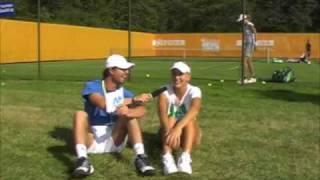 Interview with Elena Vesnina