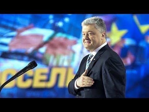Порошенко дожмет Путина: Отталкиваясь берцем от лысины