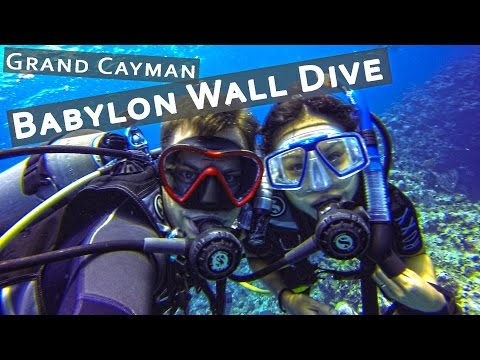 TRAVEL || Babylon Diving | Grand Cayman