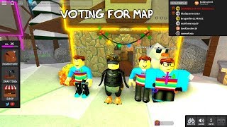 Roblox MMX with Friends