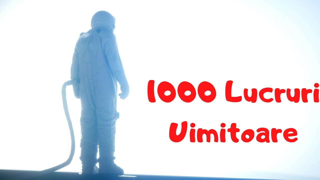 1000 Lucruri Uimitoare
