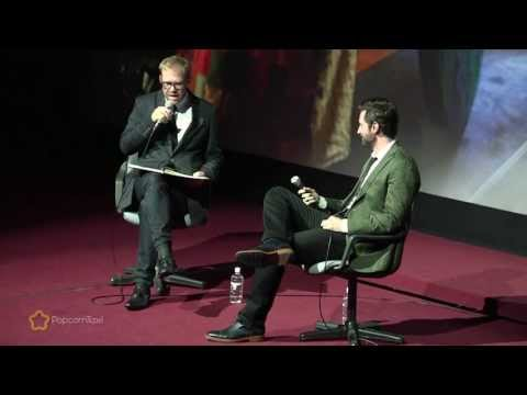 Richard Armitage: The Hobbit  Popcorn Taxi Q&A, Sydney, 2013