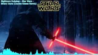 STAR WARS-[Nightstep]- Binary Suns (Coyote Kisses Remix) (1080p)