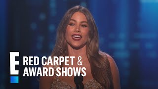 "Sofia Vergara is the People's Choice for ""Favorite Comedic TV Actress"" 