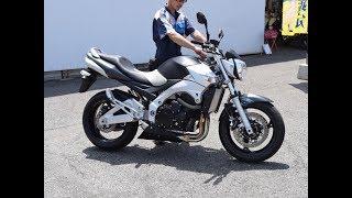 広島県広島市にある己斐オートバイセンター庚午店の中古車、スズキGSR40...