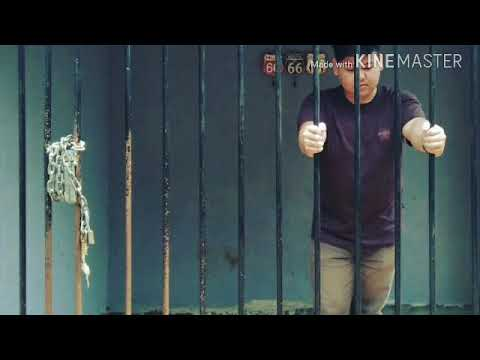 Reza pahlevi senja (video lirik) lagu sedih