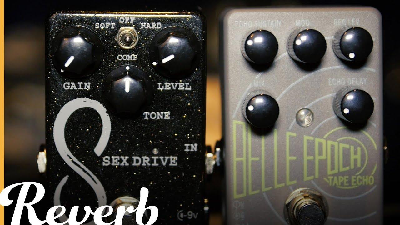 Sex drive pedal