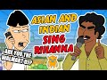 Asian and Indian Guy Sing Rihanna - Ownage Pranks