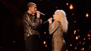 Wiktoria & William Strid: Stay with me – Sam Smith, Mary J. Blige - Idol Sverige (TV4)
