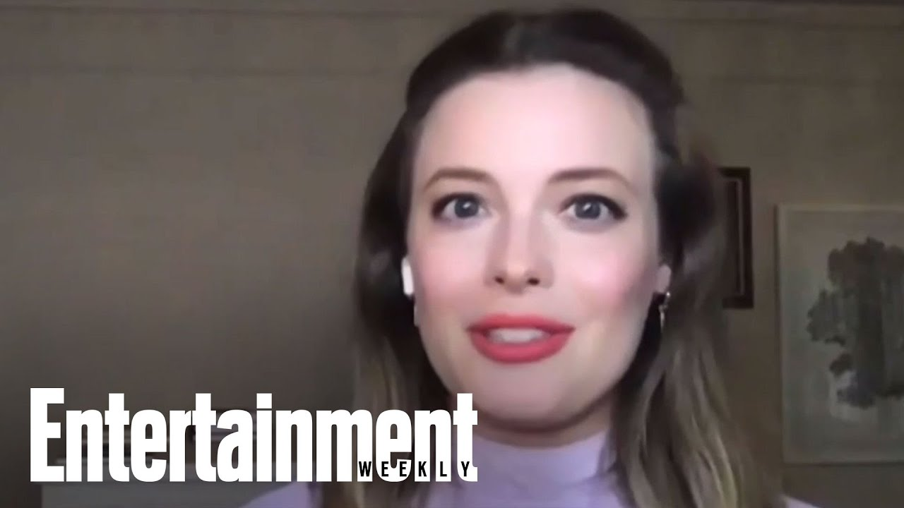 Gillian Jacobs Talks Learning From 'Choke' Co-star Sam Rockwell | PeopleTV