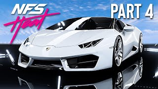 Buying a new Lamborghini Huracan! (Need for Speed: Heat, Part 4)