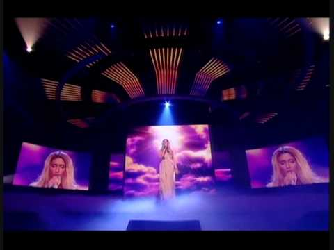 "STACEY SOLOMON DOES STUNNING PEFORMANCE OF ""SOMEWHERE"" (WEST SIDE STORY) ON X FACTOR SEMI FINAL(HQ)"