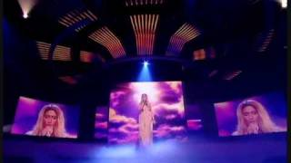 STACEY SOLOMON DOES STUNNING PEFORMANCE OF