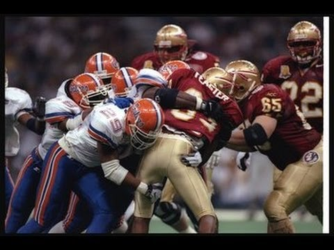 1997 Sugar Bowl  #3 Florida (11-1) vs. #1 Florida State (11-0)