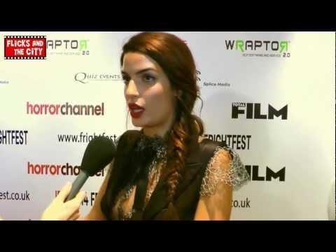 Skyfall James Bond Girl , Tonia Sotiropoulou