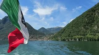 Lake Como Italy, August 2017