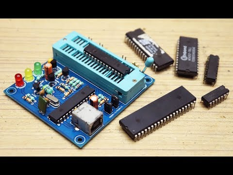 Make a  Any Kind of PIC IC Programmer