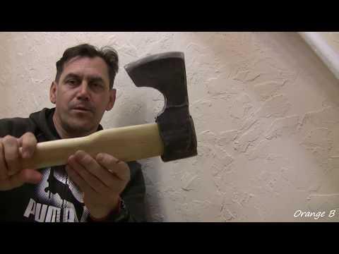 0 - Як зробити сокиру тайговий своїми руками зі звичайного