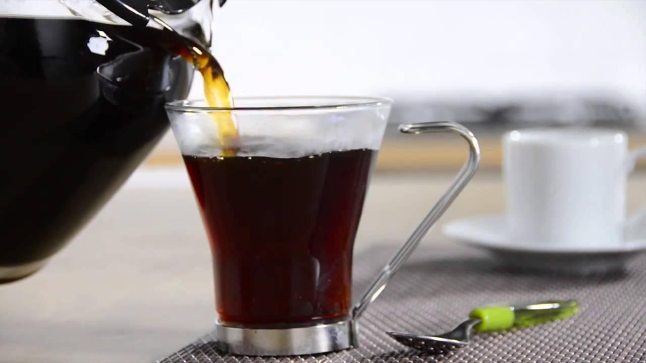 VonShef 1 8L Filter Coffee Maker