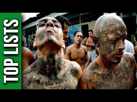 10 Most Powerful Criminal Organizations