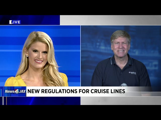 New Regulations for Cruise Lines