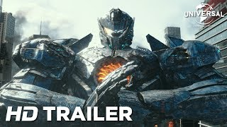 Círculo de Fogo: A Revolta - Trailer 2 (Universal Pictures) HD