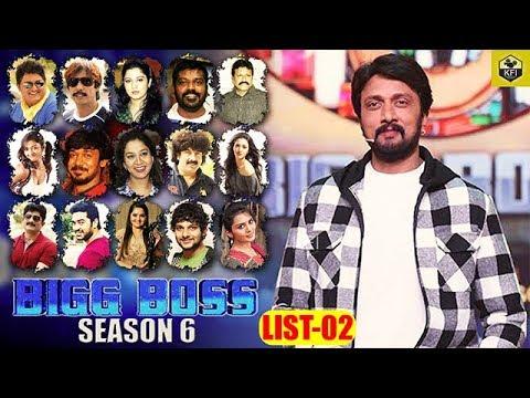 kannada bigg boss season 6