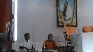 Antare Jagichho Ma, By Swami Divyanathanandaji Maharaj, Belur Math.MPG