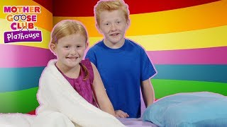 💤  Baby Are You Sleeping Hush Little Baby 💤  Learn Colors Baby Song | Mother Goose Club Playhouse