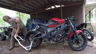 Download R6 Complete Wrecked Bike Rebuild (Custom Build) Mp3 and Videos