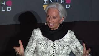 Christine Lagarde on having it all