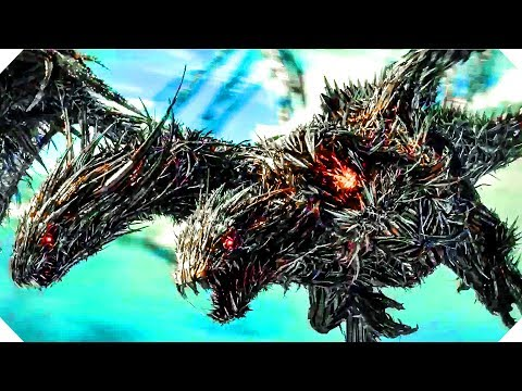 """TRANSFORMERS 5 """"Drakecepticons"""" Trailer (2017)"""