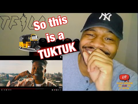 Nasty C - There They Go | That American Reaction