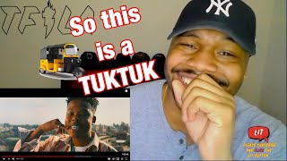Nasty C - There They Go   That American Reaction