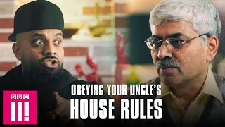 When Your Uncle Has Different House Rules To You | Man Like Mobeen: Series 3 On iPlayer Now