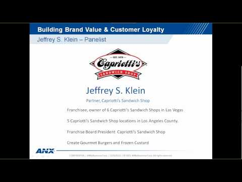 Executive Insight: Building Brand Value and Customer Loyalty